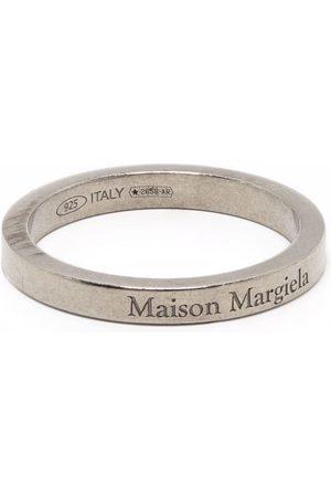 Maison Margiela Mężczyzna Pierścionki - Silver