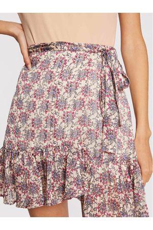 Morgan Kobieta Spódnice mini - Spódnica plisowana 212-JOMA.F Regular Fit