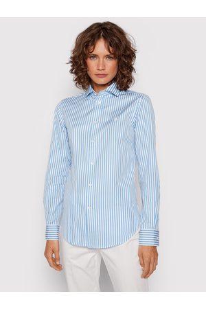 Polo Ralph Lauren Kobieta Koszule - Koszula 211784161023 Classic Fit