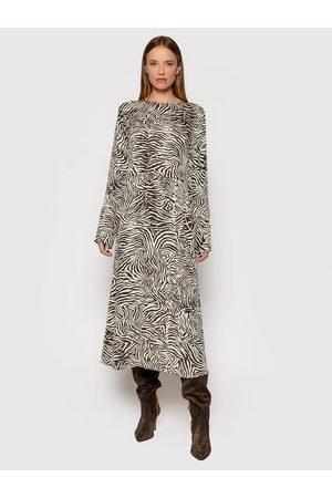 Samsøe Samsøe Kobieta Sukienki dzienne - Sukienka codzienna Rami F20500138 Regular Fit
