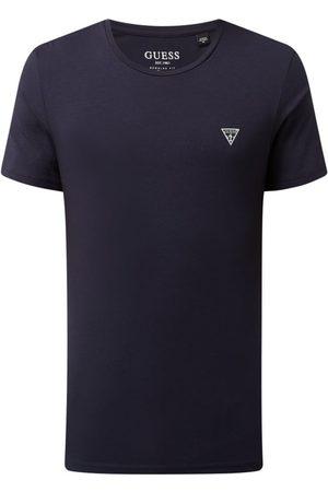 Guess Mężczyzna Z krótkim rękawem - T-shirt z o kroju regular fit z logo
