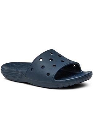 Crocs Klapki Classic Slide 206121 Granatowy