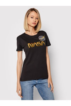 Alpha Industries T-Shirt NASA Pm 198053 Regular Fit
