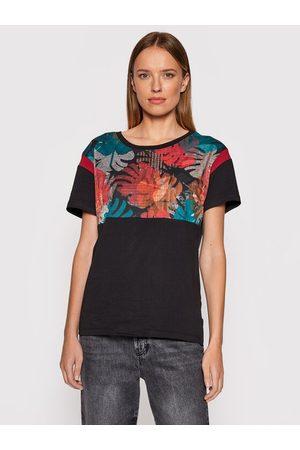 Roxy T-Shirt When We Dance ERJZT05243 Regular Fit