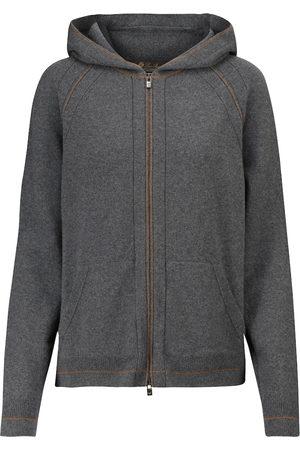 Loro Piana Merano cashmere hoodie