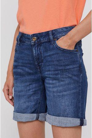 Mustang Kobieta Straight - Szorty jeansowe