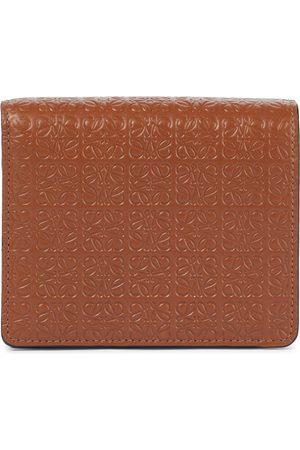 Loewe Anagram-embossed leather wallet