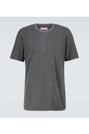 Orlebar Brown Bolan toweling cotton T-shirt
