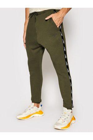 Reebok Spodnie dresowe Essentials Tape GQ4216 Regular Fit