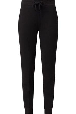 Calvin Klein Jeans Kobieta Spodnie dresowe - Spodnie dresowe z bawełny ekologicznej