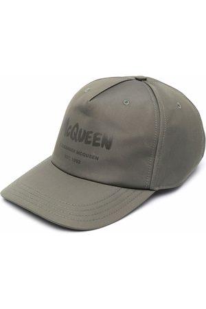 Alexander McQueen Mężczyzna Kapelusze - Green