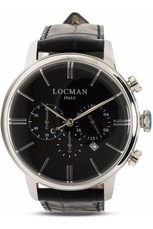 Locman Italy Mężczyzna Zegarki - Black