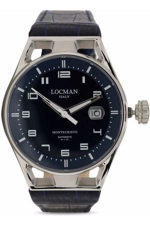 Locman Italy Mężczyzna Zegarki - Blue