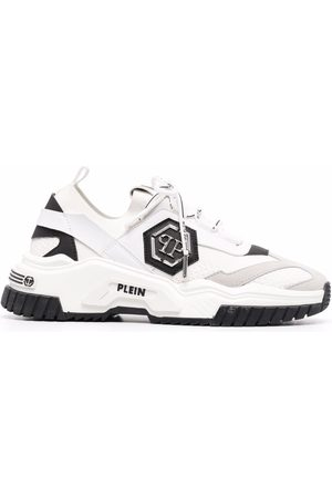 Philipp Plein Sneakersy - White