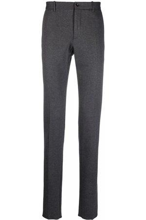 Incotex Mężczyzna Spodnie - Grey
