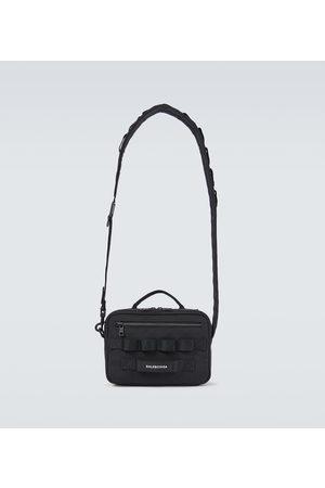 Balenciaga Torebki na ramię - Army canvas messenger bag