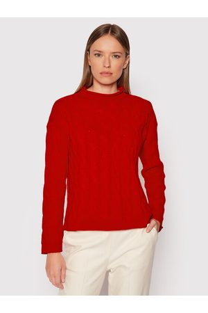United Colors Of Benetton Kobieta Swetry i Pulowery - Sweter 1335D2467 Regular Fit