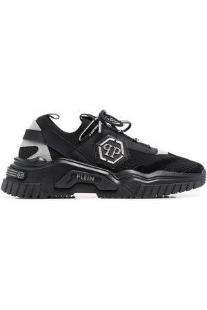 Philipp Plein Sneakersy - Black