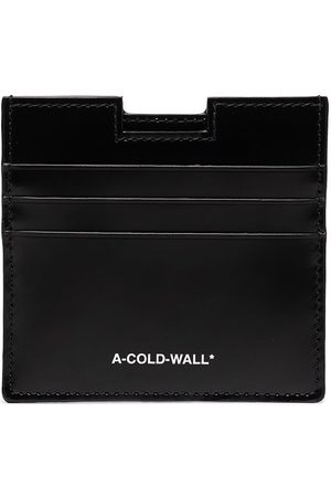 A-cold-wall* ACW SHEET CARDHOLDER LOGO