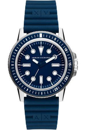 Armani Zegarek Leonardo AX1851 Granatowy