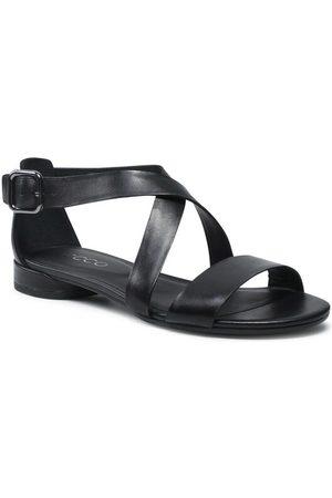 Ecco Sandały W Flat Sandal II 20841301001