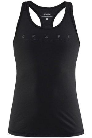 Craft Koszulka na ramiączkach damska Deft 2.0 Singlet Czarna