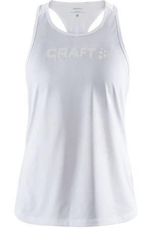 Craft Koszulka na ramiączkach damska Core Essence Mesh Singlet Biała