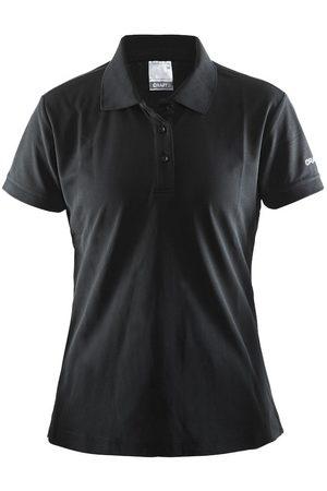 Craft Koszulka damska Polo Shirt Pique Classic czarna