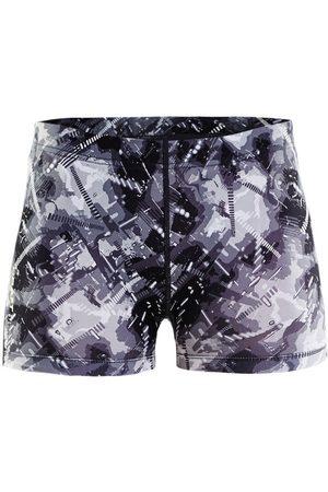 Craft Spodenki damskie Eaze Hotpant Tights, czarno-białe