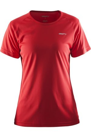 Craft Kobieta Z krótkim rękawem - Koszulka damska Prime TEE Czerwona