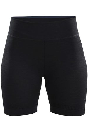 Craft Bokserki termoaktywne damskie Fuseknit Comfort Boxer - Czarne
