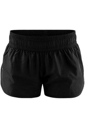 Craft Spodenki Damskie Eaze Woven Shorts W Czarne