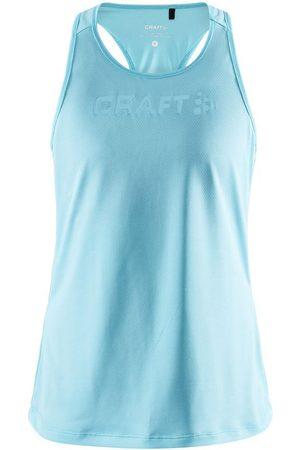 Craft Koszulka na ramiączkach damska Core Essence Mesh Singlet Błękitna