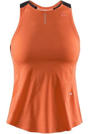 Craft Koszulka damska na ramiączkach Nanoweight Singlet W Koralowa