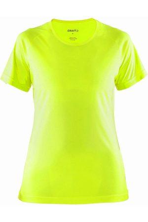 Craft Koszulka Damska EVENT Tee, Żółta