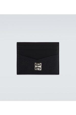 Givenchy 4G leather cardholder