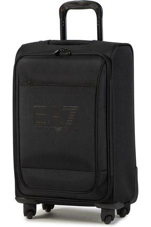 EA7 Walizki - Średnia Materiałowa Walizka - 275328 CC294 00020 Black
