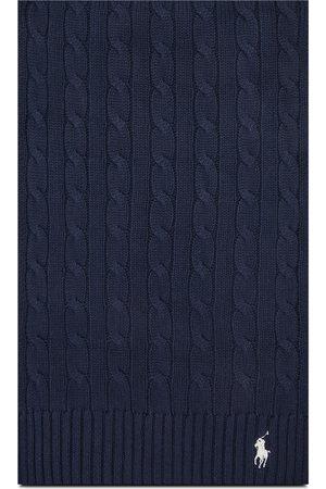 Polo Ralph Lauren Szaliki i Chusty - Szal - Ct Cble Scrf 455849473002 Blue