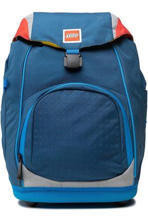LEGO Wear Plecak - Nielsen School Bag 20193-2110 Navy/Red