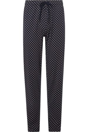 Schiesser Mężczyzna Piżamy - Spodnie od piżamy z bawełny