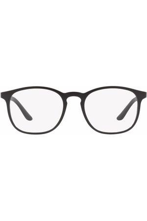 Giorgio Armani Mężczyzna Okulary przeciwsłoneczne - White