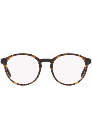 Giorgio Armani Mężczyzna Okulary przeciwsłoneczne - Brown