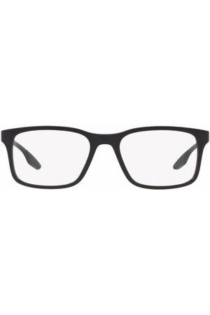 Prada Linea Rossa Mężczyzna Okulary przeciwsłoneczne - Black
