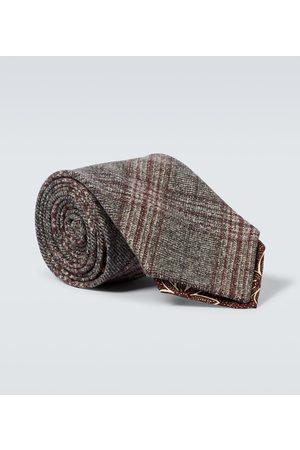 BRAM Lerici wool tie