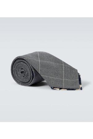 BRAM Mężczyzna Krawaty - Corniglia wool tie