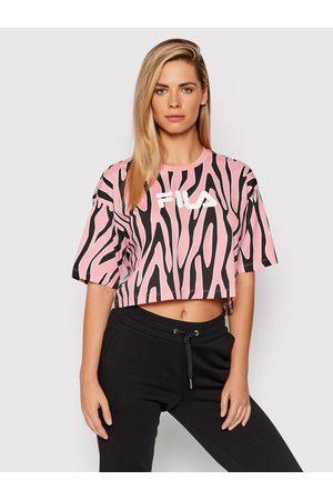 Fila T-Shirt Epona 688938 Cropped Fit