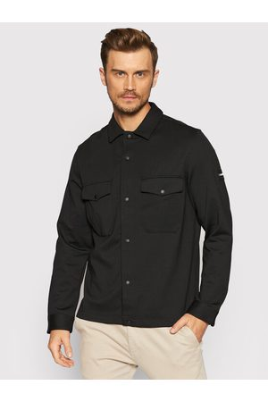 Calvin Klein Koszula Comfort Knit K10K107808 Regular Fit