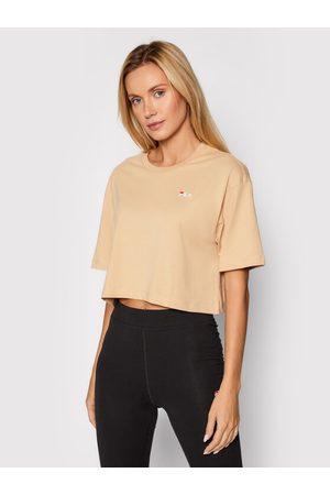Fila T-Shirt Ellasyn 688929 Relaxed Fit
