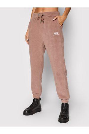 Alpha Industries Spodnie dresowe Basic Jogger 118070 Regular Fit