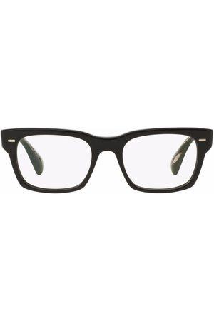 Oliver Peoples Mężczyzna Okulary przeciwsłoneczne - White